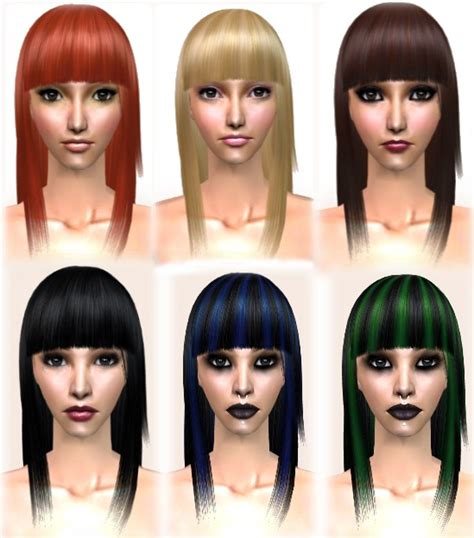 Fryzury Do The Sims 2 Download