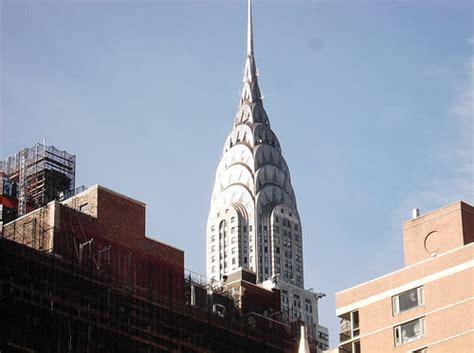 Chrysler Building Spire Youtuber Flickr