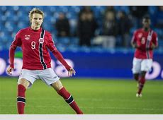 15yearold Norway starlet Martin Odegaard becomes