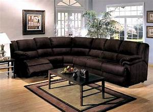 couchesusacom brown couches brown microfiber recliner With brown microfiber recliner sectional sleeper sofa