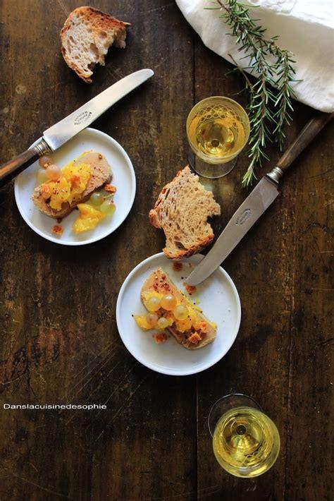 cuisine foie gras dans la cuisine de foie gras chutney de mangue