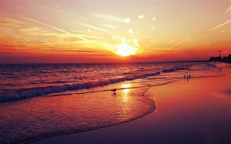 60 Sunset Full Hd Backgrounds Images Hd Wallpapers