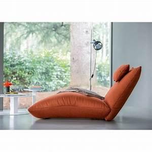 Chaise Longue De Salon : chaise longue de salon design sonora ~ Teatrodelosmanantiales.com Idées de Décoration