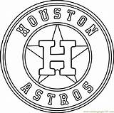Astros Houston Coloring Pages Mlb Baseball Printable Colouring Coloringpages101 Logos Stencil Pdf Texas Sports Sheets Team Stencils Last Trending Days sketch template