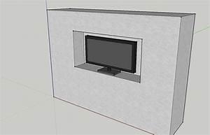 Raumteiler Mit Fernseher : raumteiler st nderwerk tv daran h ngen diy forum ~ Sanjose-hotels-ca.com Haus und Dekorationen