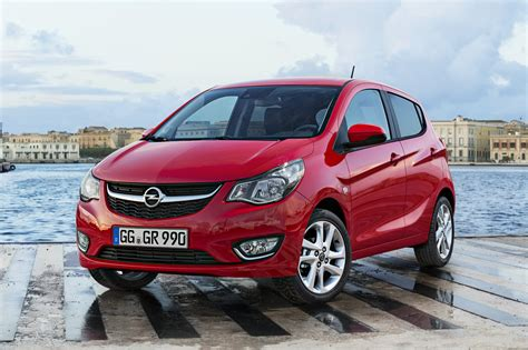 opel karl 2016 opel karl gm authority
