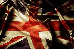 British Flag Photograph by Les Cunliffe