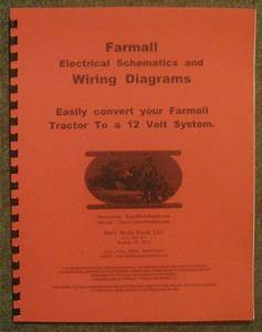 Farmall 12 Volt Conversion Wiring Diagrams