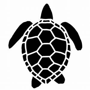 Sea Turtle Stencil SP Stencils