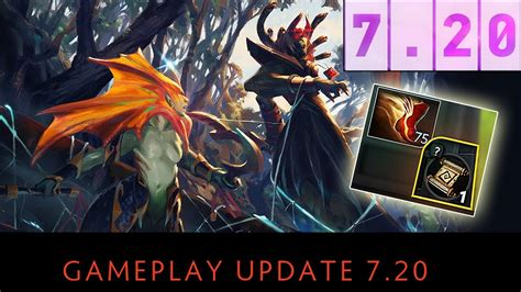 dota 2 gameplay update 7 20 dota 2 new 7 20 patch gameplay update most important changes youtube