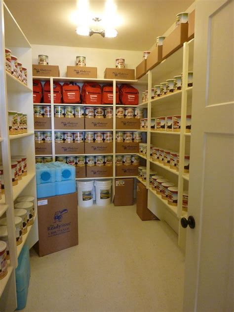 Organizing Kitchen Pantry Ideas - storage room oh how i want a room like this for the home pinterest storage room