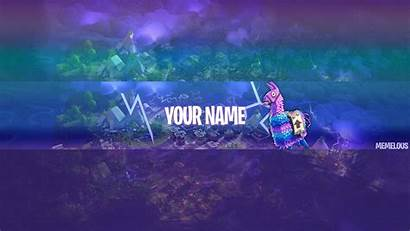 Fortnite Banner Template 2048 1152 Channel Gaming