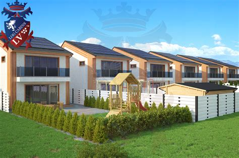 Passive House Designs First Time Buyers Homes Log
