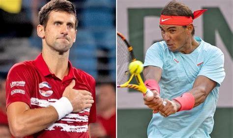 Novak Djokovic has big Rafael Nadal problem ahead of ...