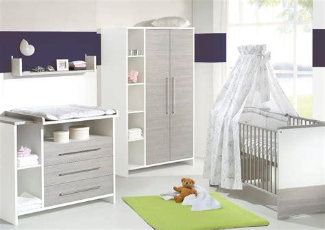 chambres bebe chambre bébé lit commode eco silber schardt lit et