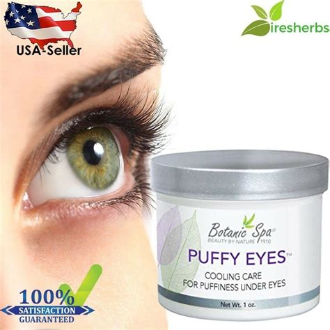 #1 BEST - PUFFY EYE EYES REDUCE UNDER BAGS PUFFINESS ANTI