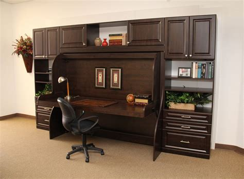 bed with built in desk glorious queen murphy bed decorating ideas