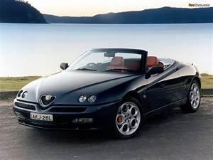 Alfa Romeo Spider 916 : alfa romeo spider au spec 916 1998 2003 wallpapers ~ Kayakingforconservation.com Haus und Dekorationen