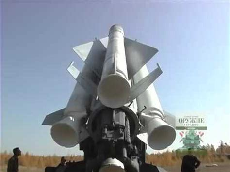 Close Missile System S 200 Once Famous Russian Youtube