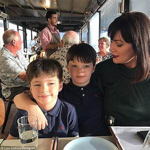 Lisa Oldfield reveals how her young son made her stop ...