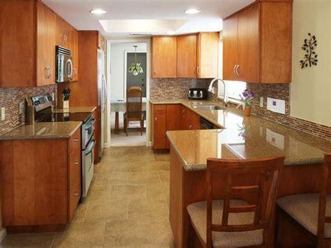 contemporary galley kitchen designs    cabinet