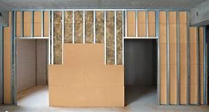 Alternative Zu Rigips : lehmbauplatten an wand und decke montieren ~ Frokenaadalensverden.com Haus und Dekorationen