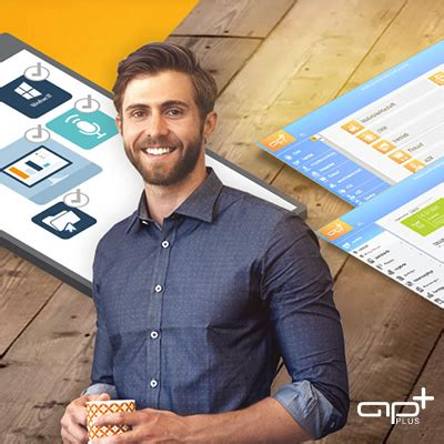 APplus ERP system has a wealth of features