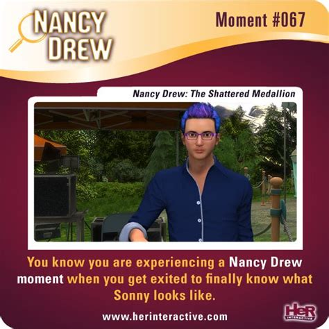 Nancy Meme - 17 best images about it s up to you as nancy drew on pinterest ash messages and the games