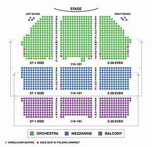 Shubert Theater New Haven Seating Chart Shubert Theatre Broadway Seating Charts