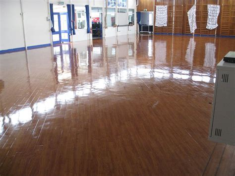 Amtico Vinyl Restoration, Eastern Green Junior School