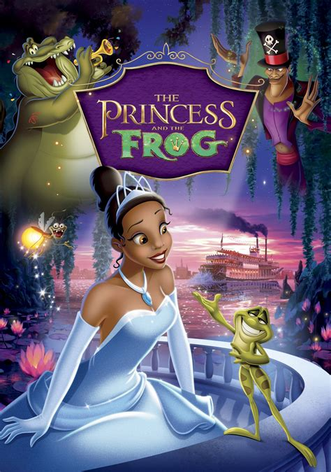 jaguar clipart the princess and the frog movie poster