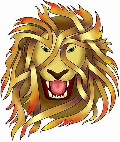 Celtic Knot Lion Deviantart