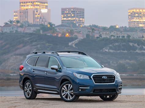 Subaru Ascent Review by 2019 Subaru Ascent Touring Ownership Review Kelley Blue Book