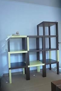 Regal Mit Tisch Ikea : storage space aus lack tischen schwedenhacker ~ Sanjose-hotels-ca.com Haus und Dekorationen