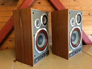 Jamo, J-122, -, Vintage, Speakers, -, Hifi-scandinavia, Dk