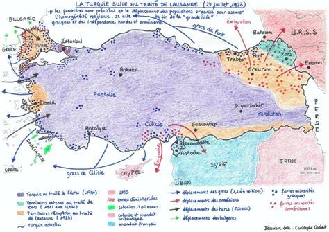 Fin Empire Ottoman by Fin De L Empire Ottoman Le Trait 233 De Lausanne De 1923