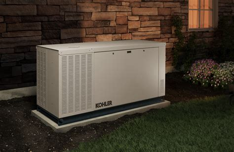 Kohler Power Systems—Residential and Commercial Standby ...