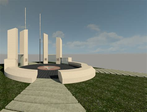 Students Envision Outdoor Memorial Space for New High School