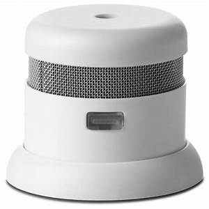 Detecteur De Fumée : mini d tecteur de fum e autonome 5 ans d 39 autonomie ~ Melissatoandfro.com Idées de Décoration