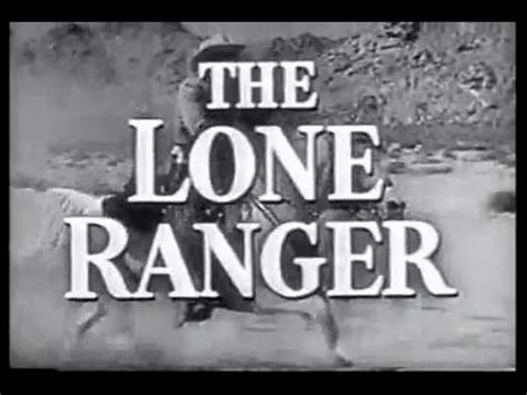 the lone ranger opening theme song