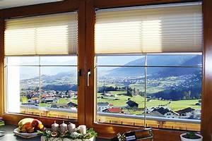 Plissee Befestigung Holzfenster : ohne aufwand plissee ohne bohren montieren ~ Orissabook.com Haus und Dekorationen