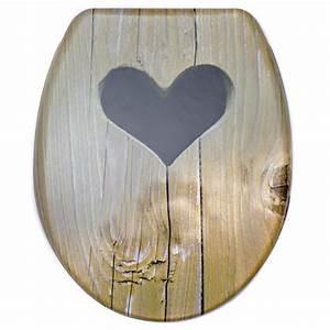 Wc Sitz Mit Absenkautomatik Günstig : wc klobrille holzdekor toilettendeckel mit absenkautomatik ~ Bigdaddyawards.com Haus und Dekorationen