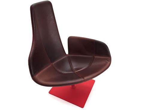 Designer Lounge Chair Fjord Relax Armchair Hivemodern Com
