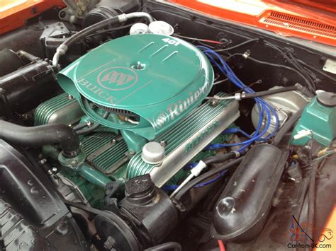 Buick Nailhead For Sale by Buick Riviera 1963 401 Nailhead V8
