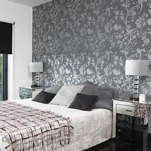 Papier Peint Chambre Adulte Tendance : papier peint chambre adulte tendance tissu d 39 ~ Preciouscoupons.com Idées de Décoration