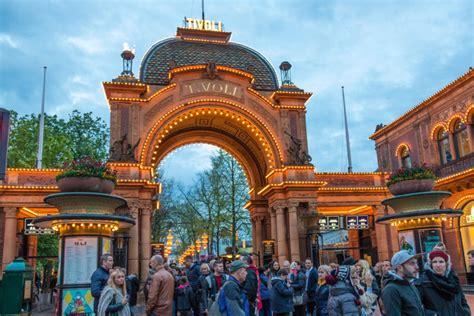The Historic Tivoli Gardens in Copenhagen   EF Tours Blog