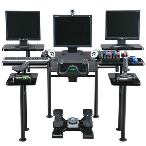 meilleurs pc de bureau bureau gamer design le coin gamer