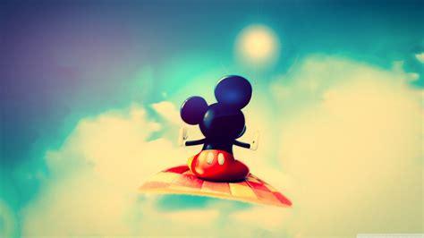 cute mickey mouse  hd desktop wallpaper   ultra hd