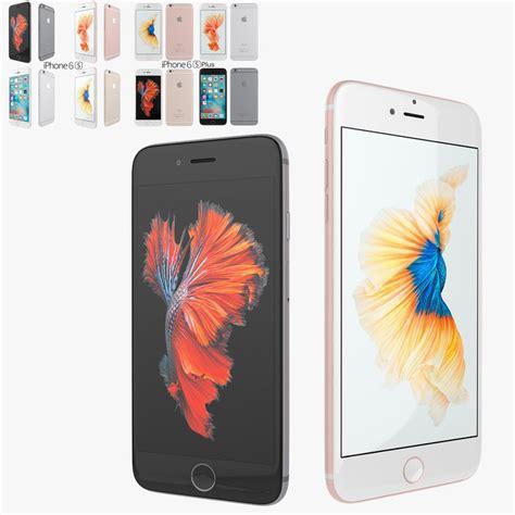 iphone 6s plus models apple iphone 6s 3d model