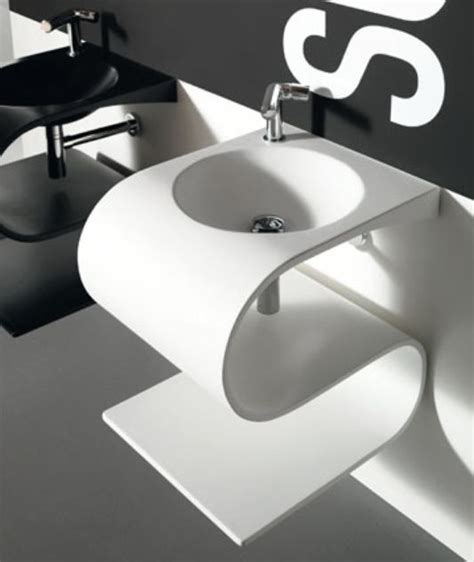 ultra modern sink with contemporary design senolo io by
